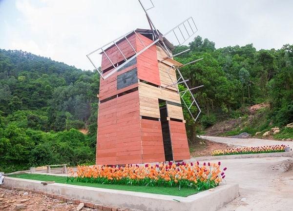 Hướng dẫn đi chơi ở khu du lịch Thiên Phú Lâm vui vẻ, thú vị nhất: Địa điểm chụp ảnh, check in cực hot ở khu du lịch sinh thái Thiên Phú Lâm, Sóc Sơn