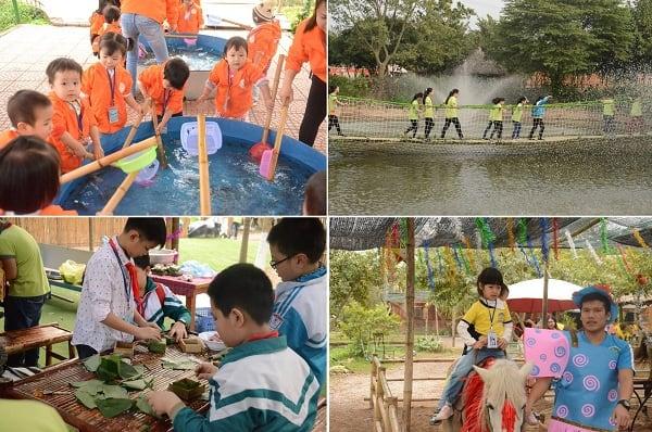 Hướng dẫn đi chơi ở nông trại Erahouse Long Biên, Hà Nội: Chơi gì vui ở nông trại giáo dục Erahouse Long Biên