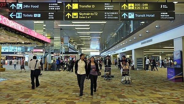 Hướng dẫn di chuyển từ sân bay Changi vào Singapore cực dễ