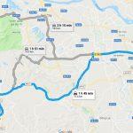 Hướng dẫn đường đi Hòa Bình từ Hà Nội: Các cách di chuyển từ Hà Nội đến Hòa Bình