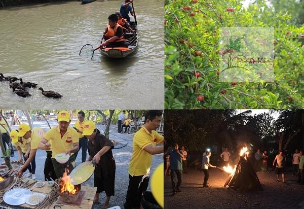 Khu du lịch Phú An Khang có trò chơi gì vui, thú vị? Kinh nghiệm tham quan, vui chơi, giải trí ở KDL Phú An Khang