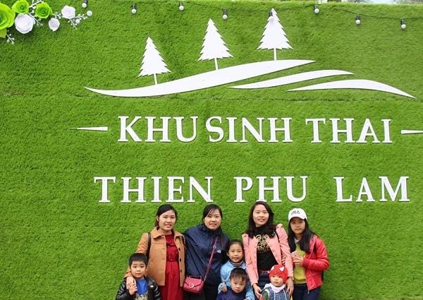 Kinh nghiệm đi tham quan, vui chơi ở khu du lịch sinh thái Thiên Phú Lâm: Hướng dẫn đường đi, ăn chơi, giá vé ở KDL Thiên Phú Lâm, Sóc Sơn