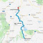 Kinh nghiệm đi từ Viêng Chăn tới Luang Prabang: Đi từ Vientiane tới Luang Prabang như thế nào?