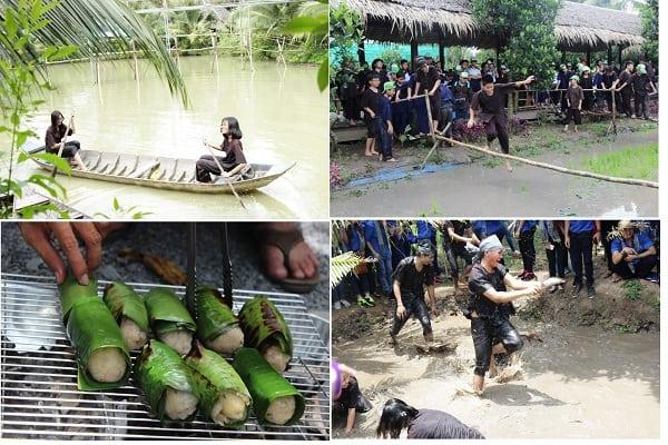 Kinh nghiệm vui chơi, ăn uống ở khu du lịch Phú An Khang, Sài Gòn: Chơi gì ở khu du lịch Phú An Khang, Sài Gòn?