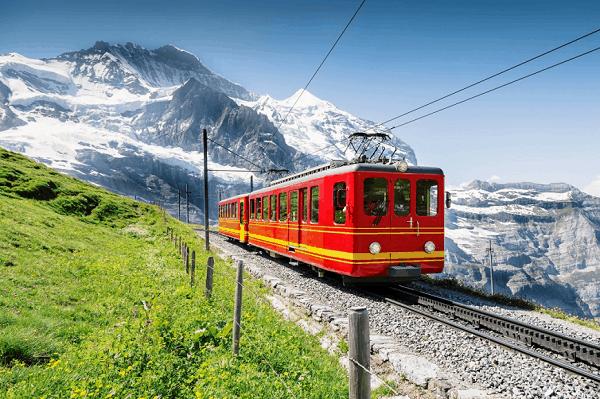 Cập nhật kinh nghiệm du lịch Interlaken tự túc, tiết kiệm. Hướng dẫn, cẩm nang du lịch Interlaken cụ thể đường đi, giá vé, ăn ở.