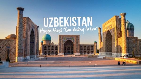 Những lưu ý quan trọng khi du lịch Uzbekistan buộc phải nhớ. Những ghi chú, lưu ý cần thiết đáng nhớ khi tham quan Uzbekistan.