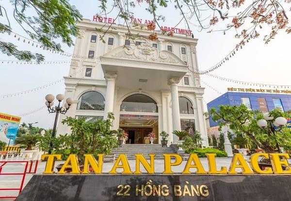 Khách sạn nào đẹp, tiện nghi, sạch sẽ ở trung tâm thành phố Hải Phòng: Hải Phòng có khách sạn nào ở trung tâm chất lượng tốt?