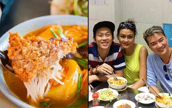 Các quán ăn bình dân dễ gặp sao nổi tiếng ở Sài Gòn ngon, rẻ. Địa chỉ ăn ngon, rẻ dễ gặp người nổi tiếng ở Sài Gòn không nên bỏ lỡ