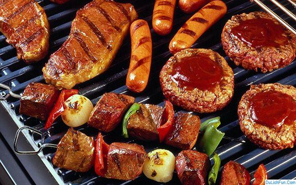 Đặc sản nổi tiếng ở Úc. Du lịch Úc nên ăn gì? Món ăn của Úc