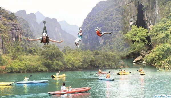 Địa điểm du lịch đẹp, nổi tiếng ở Quảng Bình: Nên đi đâu chơi, tham quan khi du lịch Quảng Bình?