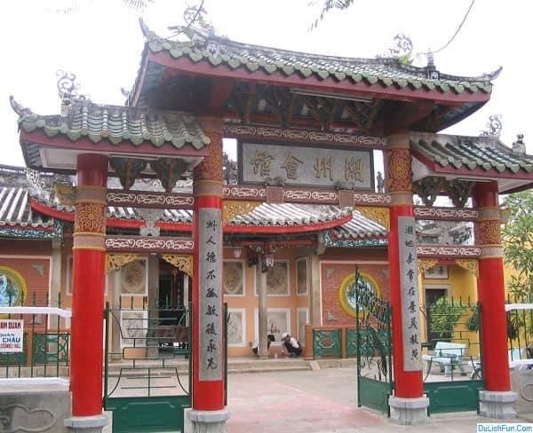 Địa điểm du lịch nổi tiếng ở phố cổ Hội An: Nên đi đâu chơi khi du lịch Hội An?