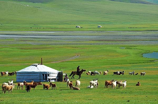 Địa điểm du lịch nổi tiếng ở Mông Cổ. Nên đi đâu chơi, tham quan khi đến Mông Cổ? Địa điểm du lịch hấp dẫn ở Mông Cổ
