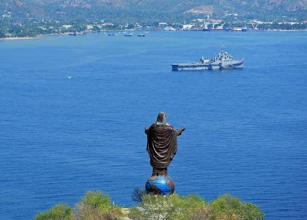 Các điểm du lịch đẹp nổi tiếng của Đông Timor cực hot. Du lịch Đông Timor đi đâu chơi, tham quan? các điểm tham quan, vui chơi hấp dẫn ở Đông Timor nên ghé.