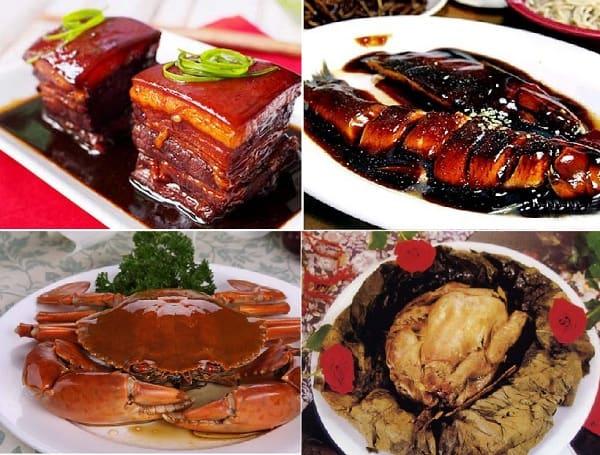 Đặc sản Chiết Giang, kinh nghiệm ăn uống khi du lịch Chiết Giang: Nên ăn gì khi đi du lịch Chiết Giang?
