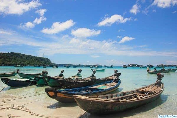 Kinh nghiệm du lịch đảo Thổ Chu tự túc, siêu tiết kiệm. Hướng dẫn du lịch phượt đảo Thổ Chu (Thổ Châu) ăn uống, đi lại giá rẻ