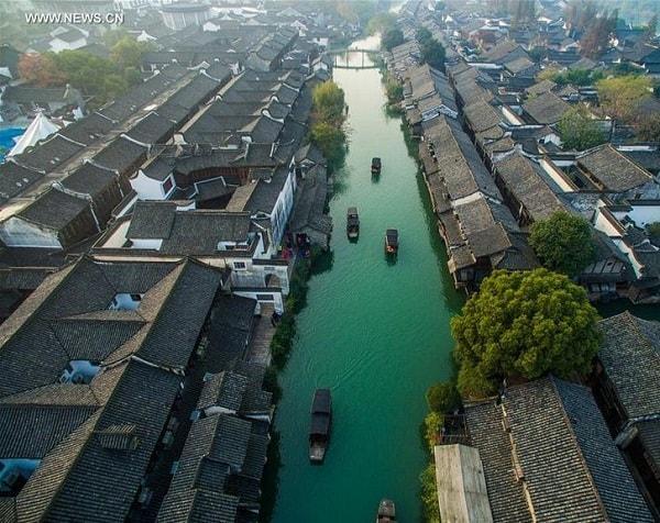 Nam Tần Phố Cổ, địa điểm du lịch nổi tiếng ở Chiết Giang: Tư vấn lịch trình tham quan, vui chơi hấp dẫn ở Chiết Giang