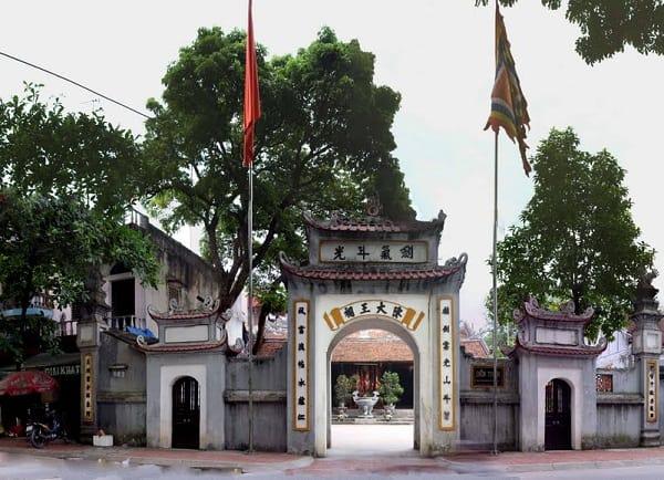 Lễ hội đền Trần được tổ chức ở đâu, khi nào? Hướng dẫn cẩm nang du lịch đền Trần, Nam Định cụ thể đường đi, sắp lễ.