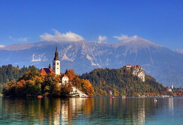 Những điểm du lịch nổi tiếng nhất ở Slovenia đẹp khó cưỡng