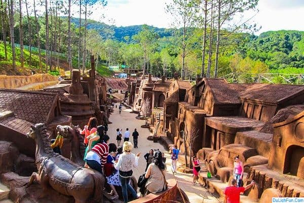 Chơi gì khi đến Đà Lạt? Địa điểm du lịch đẹp, nổi tiếng ở Đà Lạt