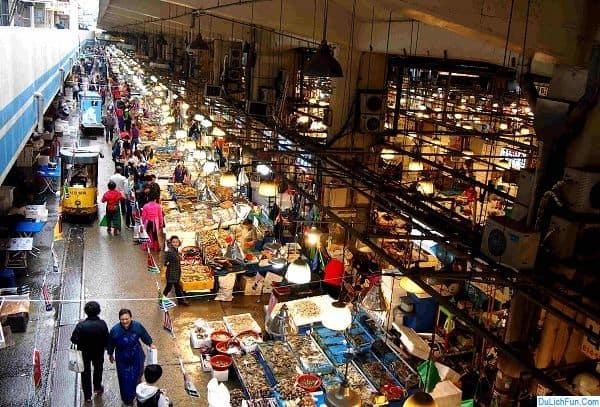 Địa chỉ mua sắm nổi tiếng hàng đầu Seoul: Du lịch Seoul đi đâu mua sắm?
