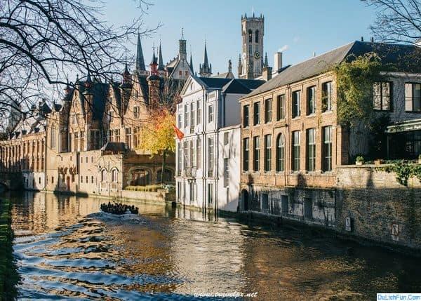 Địa điểm du lịch nổi tiếng Nhất ở Bỉ: Du lịch Bỉ nên đi đâu chơi, tham quan?