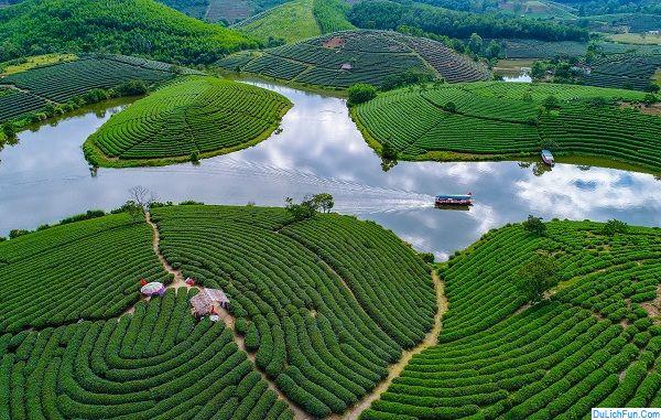 Địa điểm tham quan, chụp ảnh đẹp nhất Nghệ An: Địa điểm phượt nổi tiếng ở Nghệ An
