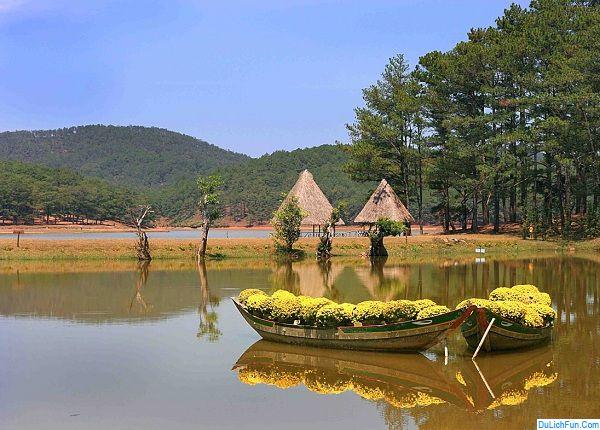 Địa điểm tham quan đẹp ở Đà Lạt: Nên đi đâu chơi, tham quan khi du lịch Đà Lạt?