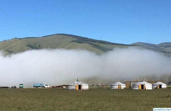 Du lịch Mông Cổ nên đi đâu chơi, tham quan? Địa điểm du lịch nổi tiếng ở Mông Cổ