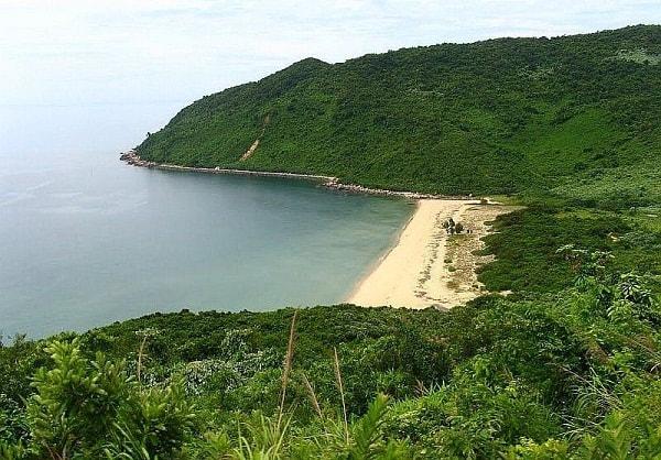 Kinh nghiệm phượt bãi Chuối, Đà Nẵng tự túc, tiết kiệm. Hướng dẫn du lịch bãi Chuối cụ thể đường đi, cách di chuyển, ăn uống.