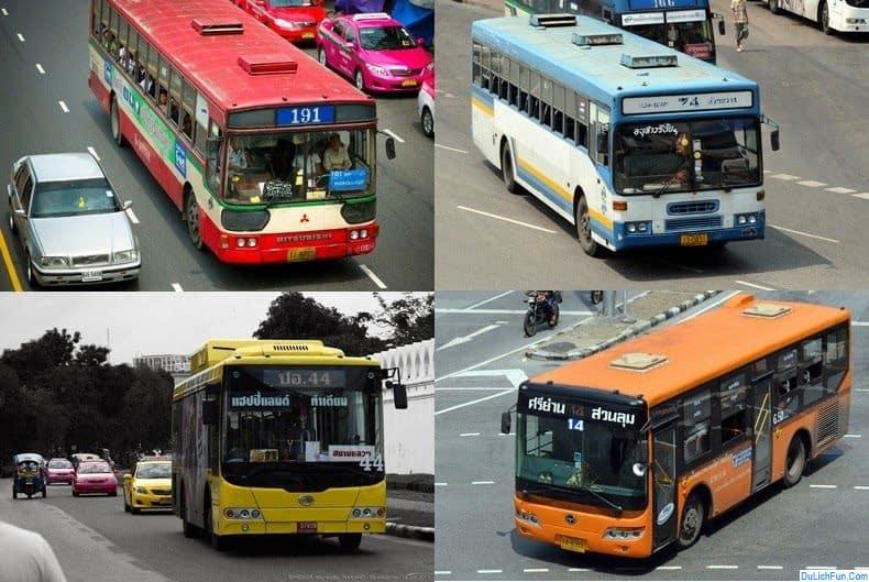 Cách di chuyển từ Bangkok đến Pattaya: Tàu hòa, taxi, bus.... Hướng dẫn cách di chuyển từ Bangkok tới Pattaya đơn giản, thuận tiện