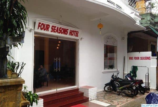 Khách sạn giá rẻ ở Huế gần trung tâm: Nên ở khách sạn nào khi du lịch Huế giá dưới 300k?