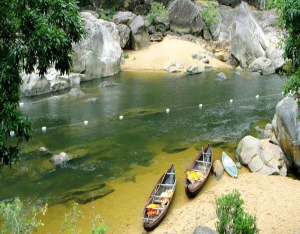 Kinh nghiệm du lịch Hầm Hô Bình Định: Cảnh đẹp, đường đi. Hướng dẫn, cẩm nang phượt Hầm Hô cụ thể, chi tiết, ăn ở, đi lại.