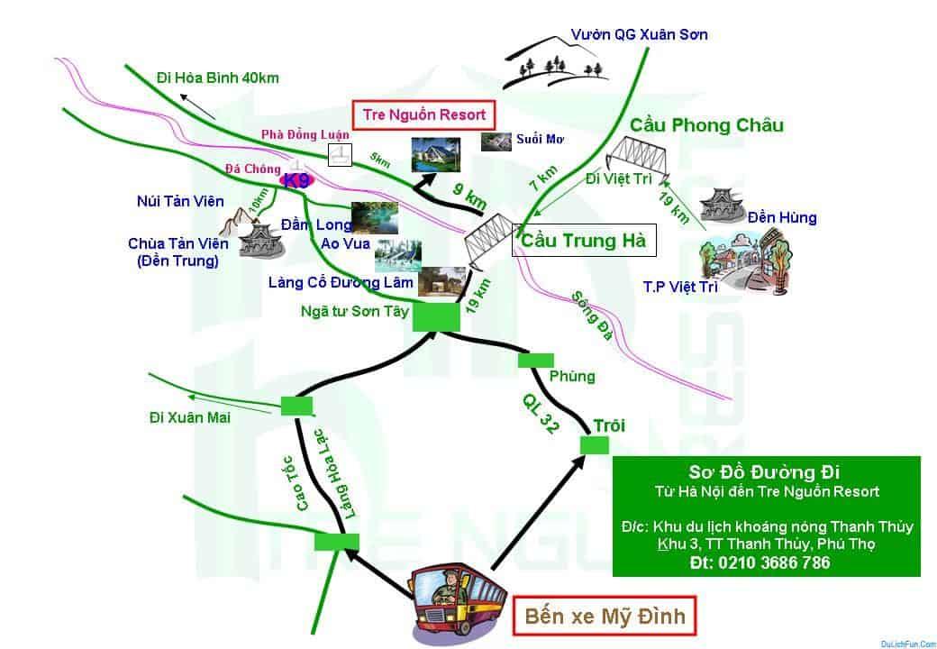 Kinh nghiệm du lịch Phú Thọ tự túc: Lịch trình, ăn ở, đi lại. Hướng dẫn du lịch Phú Thọ cụ thể chi tiết đường đi, cảnh đẹp.