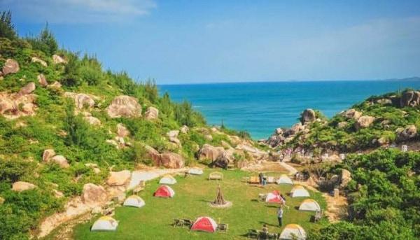 Review khu dã ngoại Trung Lương, Bình Định giá vé, chất lượng. Kinh nghiệm đi cắm trại tại khu dã ngoại Trung Lương đường đi, ăn ở
