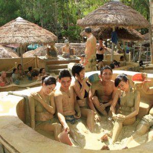 Kinh nghiệm tắm bùn ở Nha Trang: Địa chỉ, giá vé, lưu ý