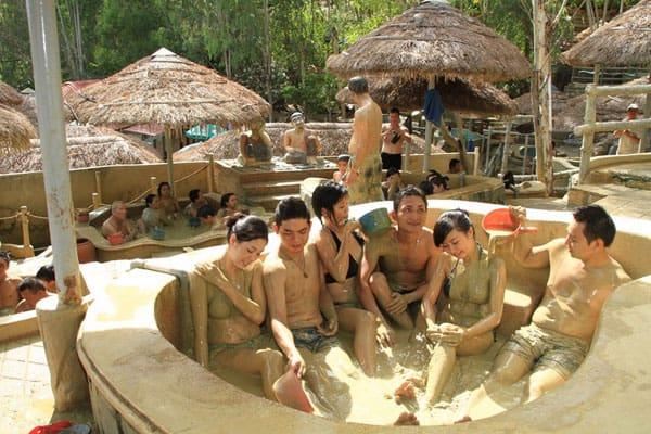 Kinh nghiệm tắm bùn ở Nha Trang: Địa chỉ, giá vé, công dụng