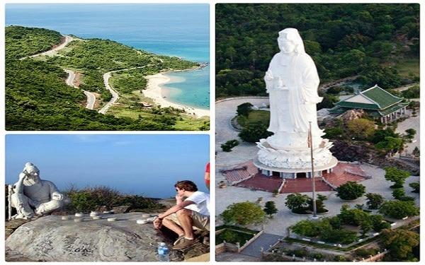 Kinh nghiệm đi Chùa Linh Ứng – Bãi Bụt 1 ngày cực thú vị. Hướng dẫn, cẩm nang du lịch chùa Linh Ứng cụ thể thời điểm, đường đi...