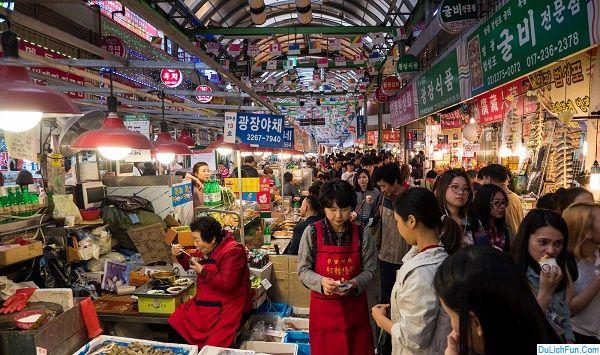 Những khu chợ mua sắm nổi tiếng ở Seoul giá rẻ: Nên đi đâu mua sắm khi du lịch Seoul?
