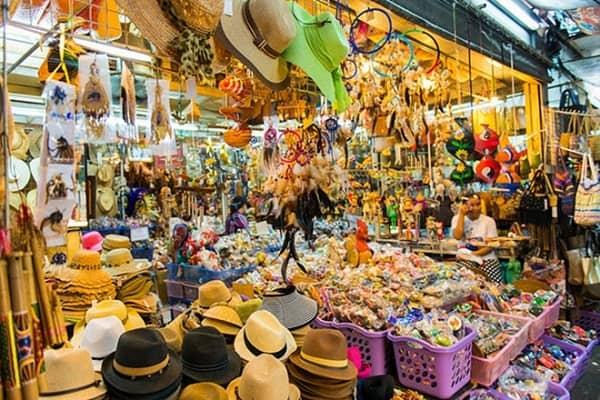 Các khu chợ đêm ở Bangkok (Thái Lan) sầm uất, nhộn nhịp. Địa chỉ những khu chợ đêm nổi tiếng ở Bangkok, Thái Lan