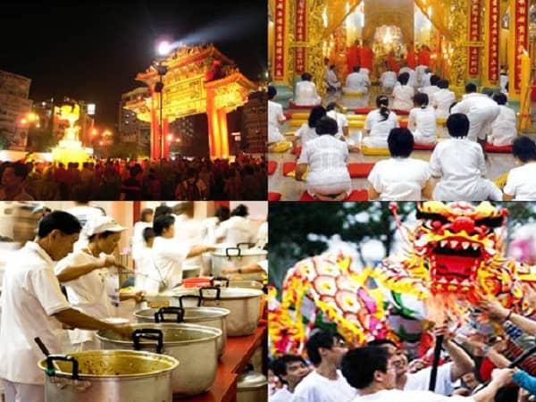 Các lễ hội lớn nhất ở Thái Lan - Du lịch Thái Lan mùa lễ hội. Nên tới Thái Lan vào dịp nào để tham gia lễ hội vui, thú vị, độc đáo