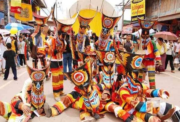 Các lễ hội lớn nhất ở Thái Lan – Du lịch Thái Lan mùa lễ hội