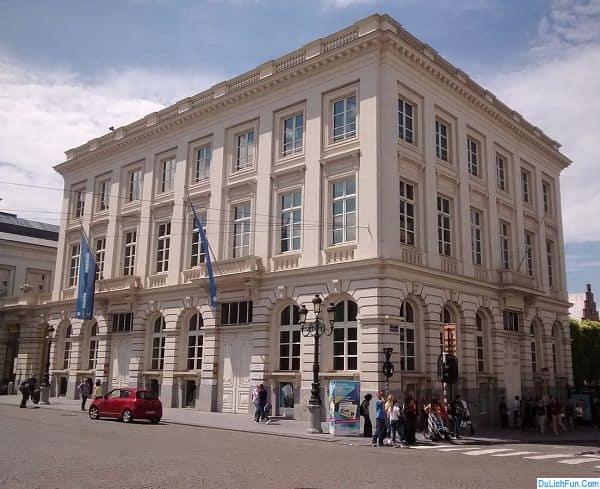 Hướng dẫn tour du lịch Brussels Bỉ giá rẻ: Tư vấn lịch trình tham quan, vui chơi khi du lịch Brussels, Bỉ