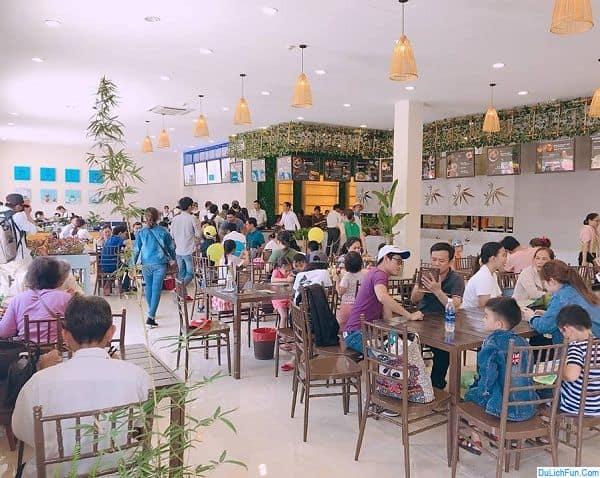 Kinh nghiệm ăn uống khi đi chơi ở VinWonders Nam Hội An:Ăn uống ở VinWonders Hội An