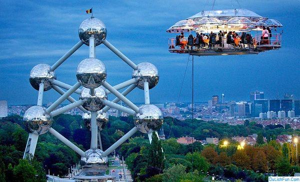 Kinh nghiệm du lịch Brussels Bỉ mới nhất: Địa điểm du lịch, tham quan nổi tiếng ở Bỉ