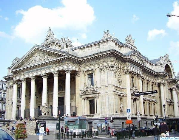 Kinh nghiệm du lịch Brussels Bỉ tự túc, giá rẻ: Du lịch Brussels nên đi đâu chơi, tham quan?