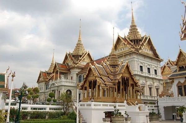 Hướng dẫn tham quan hoàng cung Thái Lan kèm đường đi, giá vé