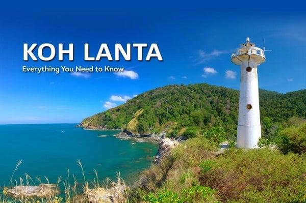 Kinh nghiệm du lịch Koh Lanta, Thái Lan: đi đâu, chơi gì?
