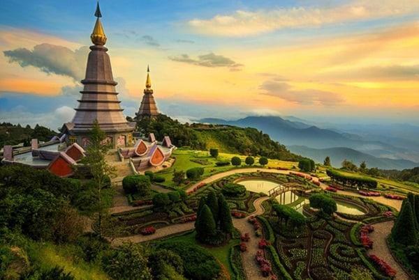 Kinh nghiệm thuê xe máy ở Chiang Mai, Thái Lan rẻ, an toàn. Những lưu ý quan trọng khi thuê xe máy ở Chiang Mai Thái Lan cần nhớ.