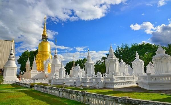Những ngôi chùa nổi tiếng, linh thiêng nhất ở Chiang Mai Thái Lan nên ghé. Du lịch Chiang Mai nên ghé thăm ngôi chùa nào đẹp, lộng lẫy.