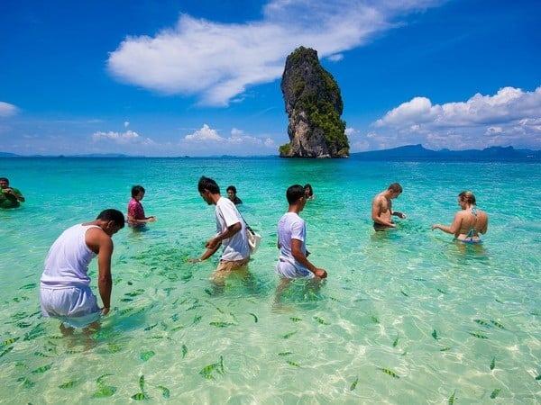 Kinh nghiệm du lịch Koh Lanta, Thái Lan đẹp mà độc đáo. Hướng dẫn, cẩm nang du lịch bụi Koh Lanta cụ thể đường đi, ăn ở, cảnh đẹp.